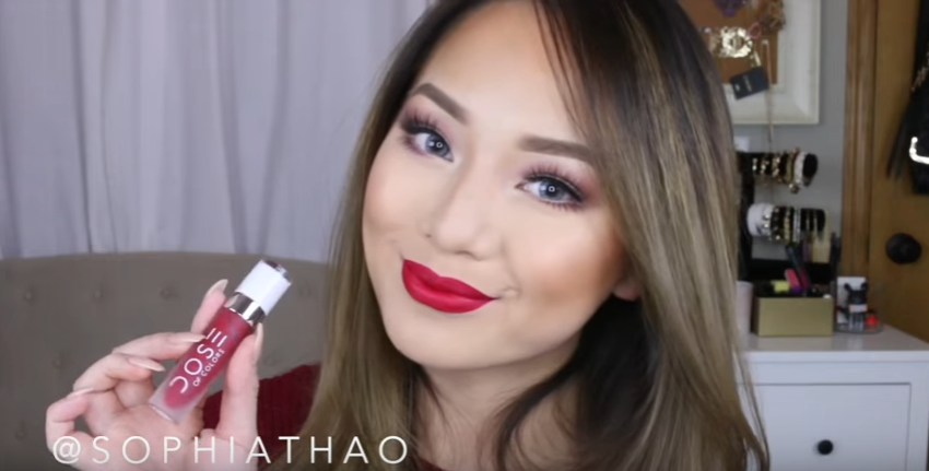 SON DOSE OF COLORS  MATTE LIQUID LIPSTICK - MÀU MERLOT