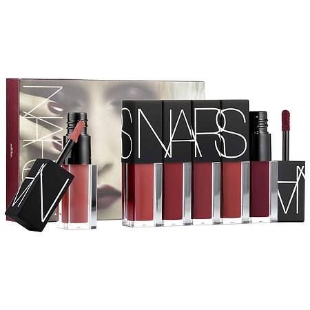 SET NARS MIND GAME VELVET LIP GLIDE