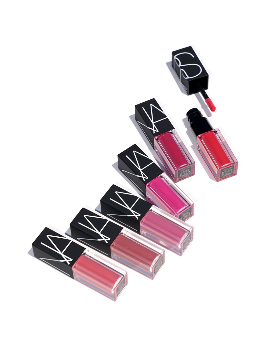SET NARSISSIST VELVET LIP GLIDE SET (LIMITED EDITION)