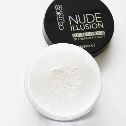 PHẤN PHỦ CATRICE NUDE ILLUSION LOOSE POWDER