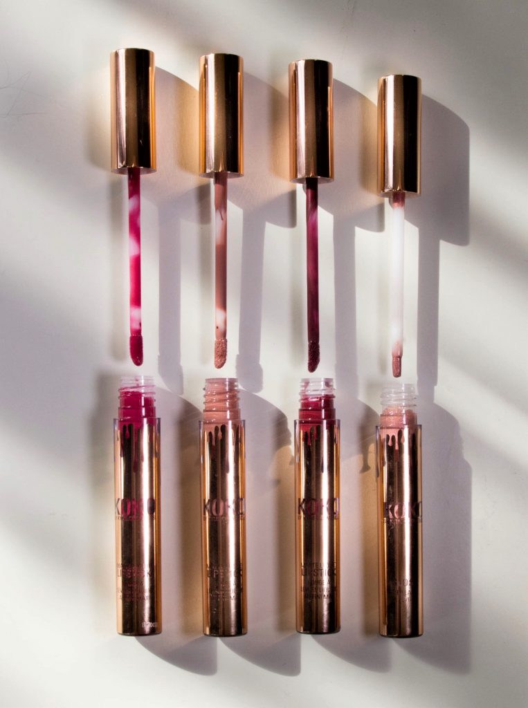 SON KYLIE KOKO KOLLECTION GLOSS - MÀU DAMN GINA