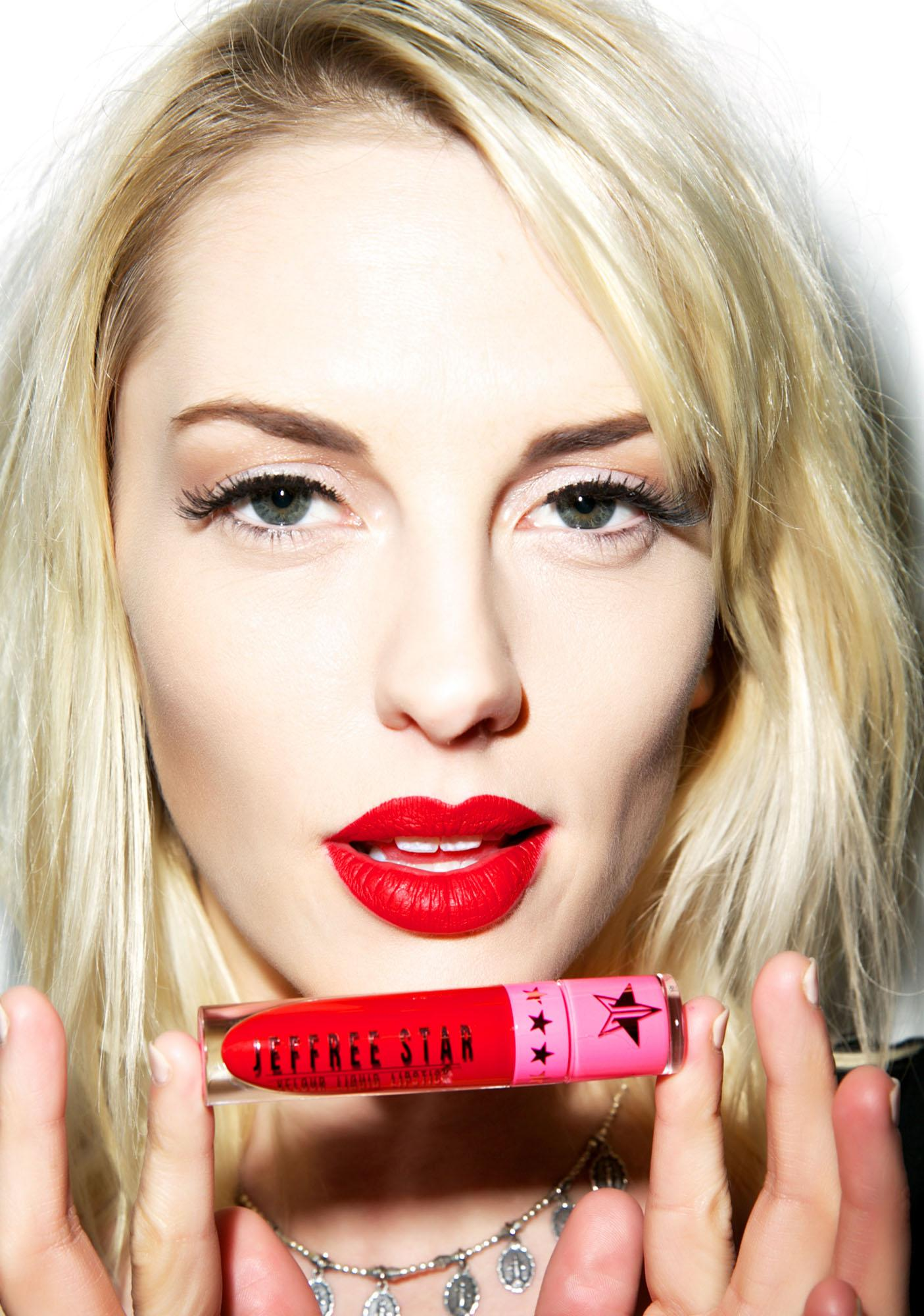 SON JEFFREE STAR VELOUR LIQUID LIPSTICK - MÀU REDRUM