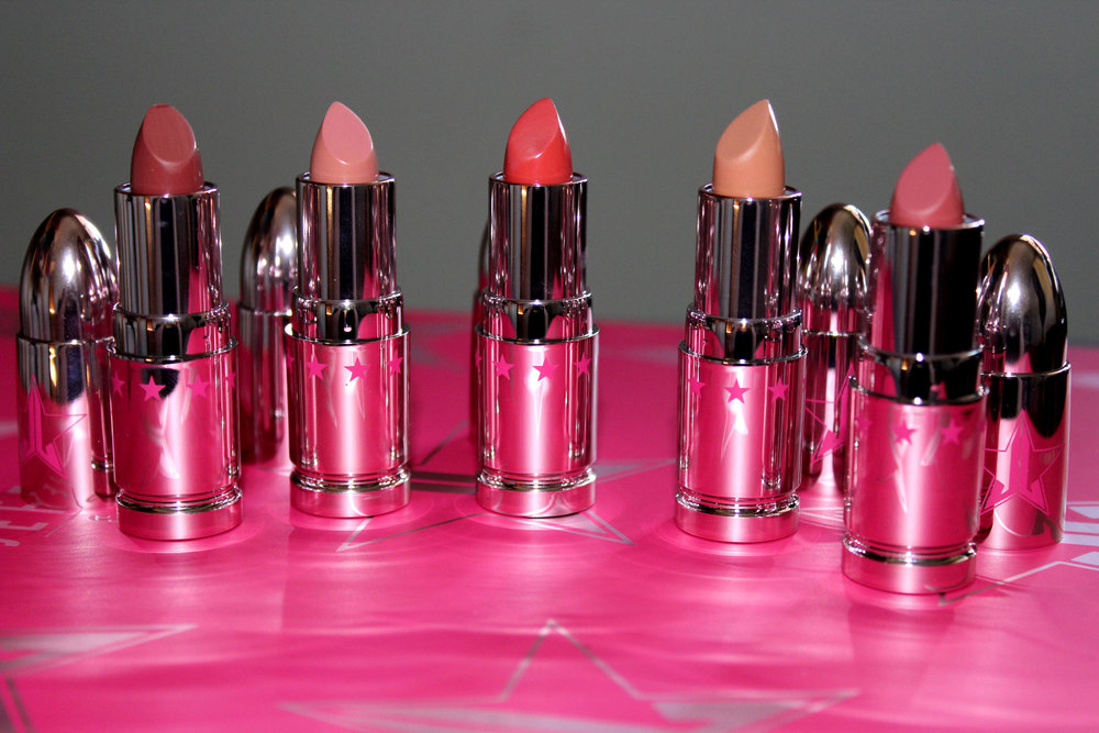 SON JEFFREE STAR LIP AMMO MÀU STAR WITNESS (LIMITED)