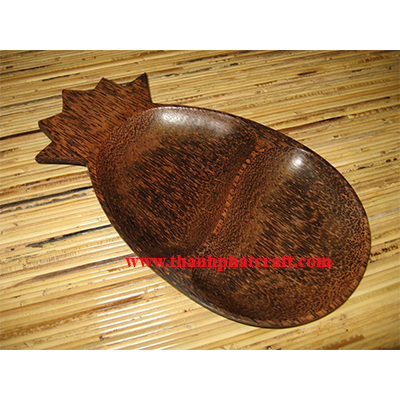 Coconut shell Dish