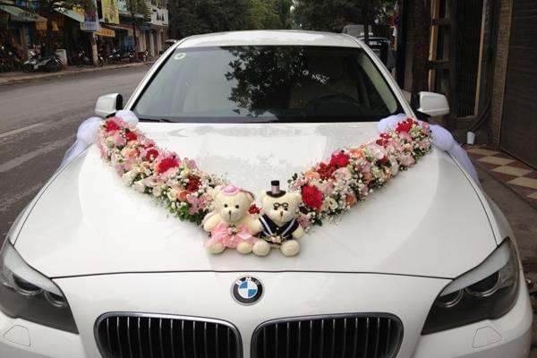 cho thuê xe hoa