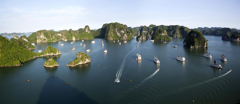 du lịch Hạ Long - Minh Anh travel