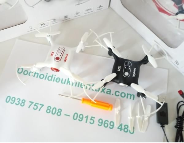 may bay dieu khien tu xa mini drone