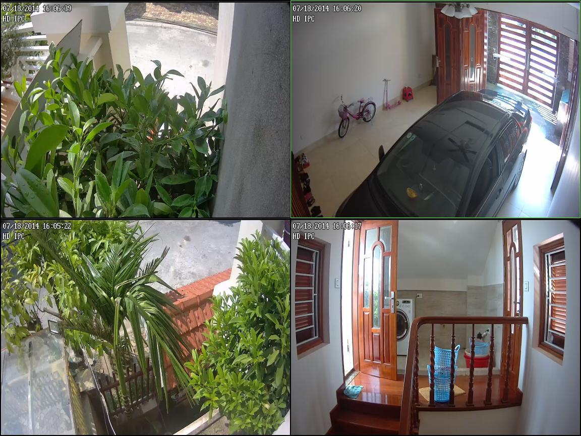 Kết quả hình ảnh cho vị trí lắp đặt camera và khu vực quan sát
