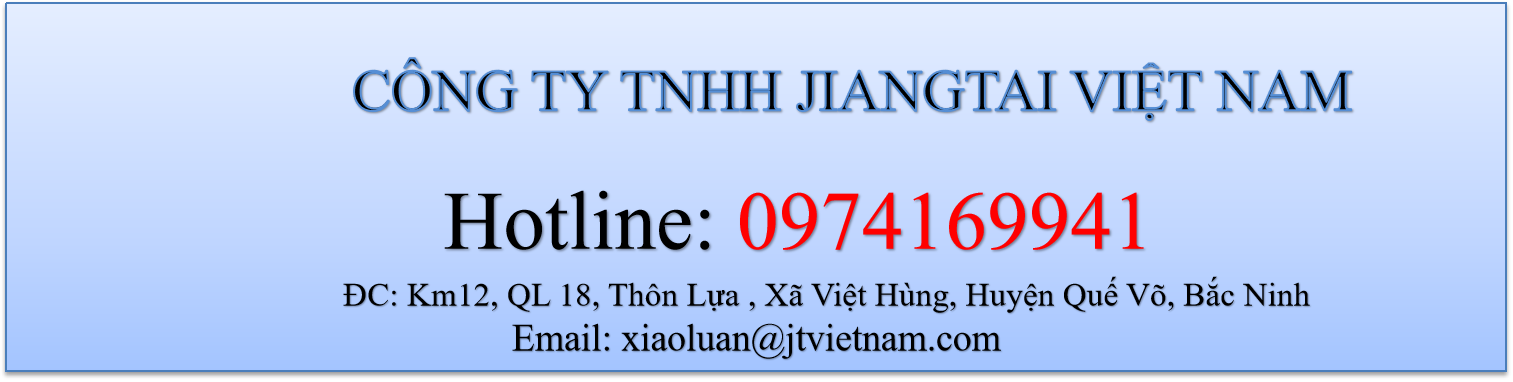 JT VIET NAM CO., LTD