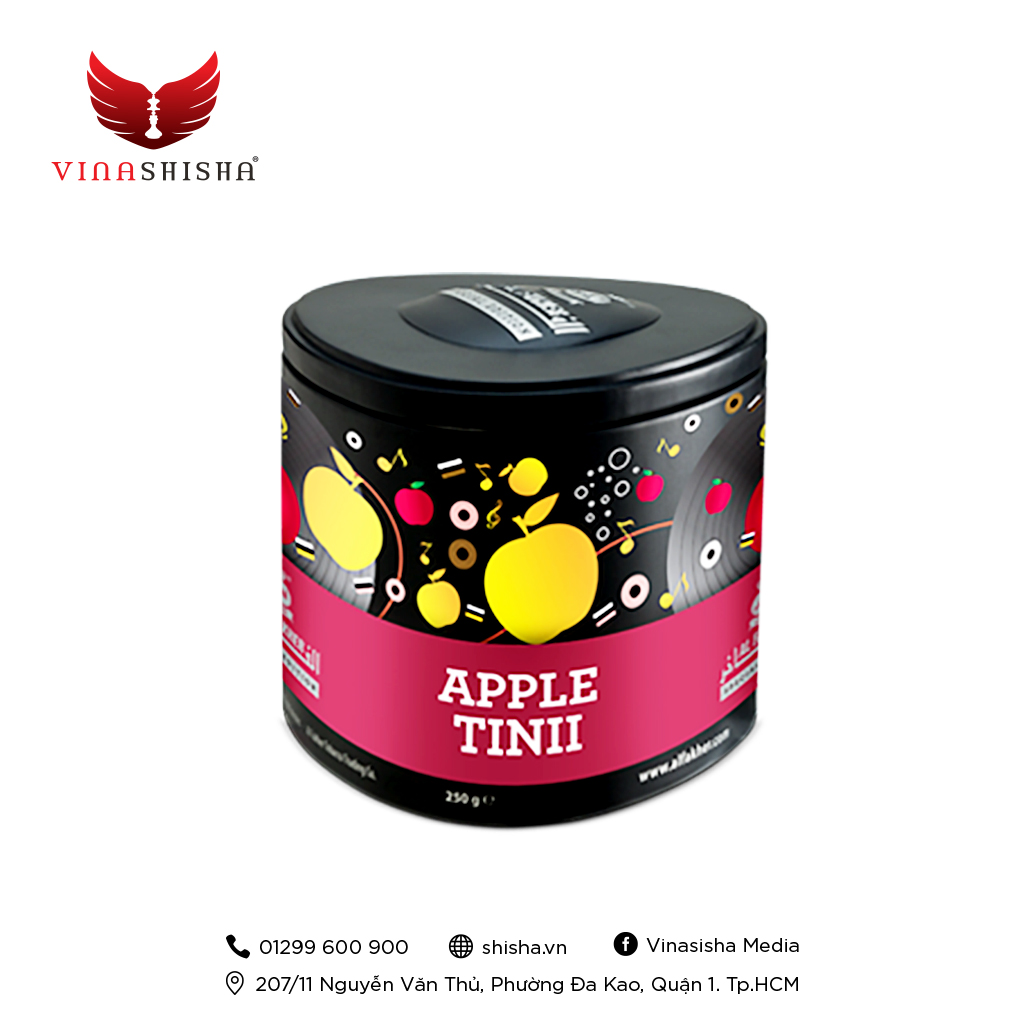 Al Fakher Tobacco Special Edition 250g - Apple Tinii