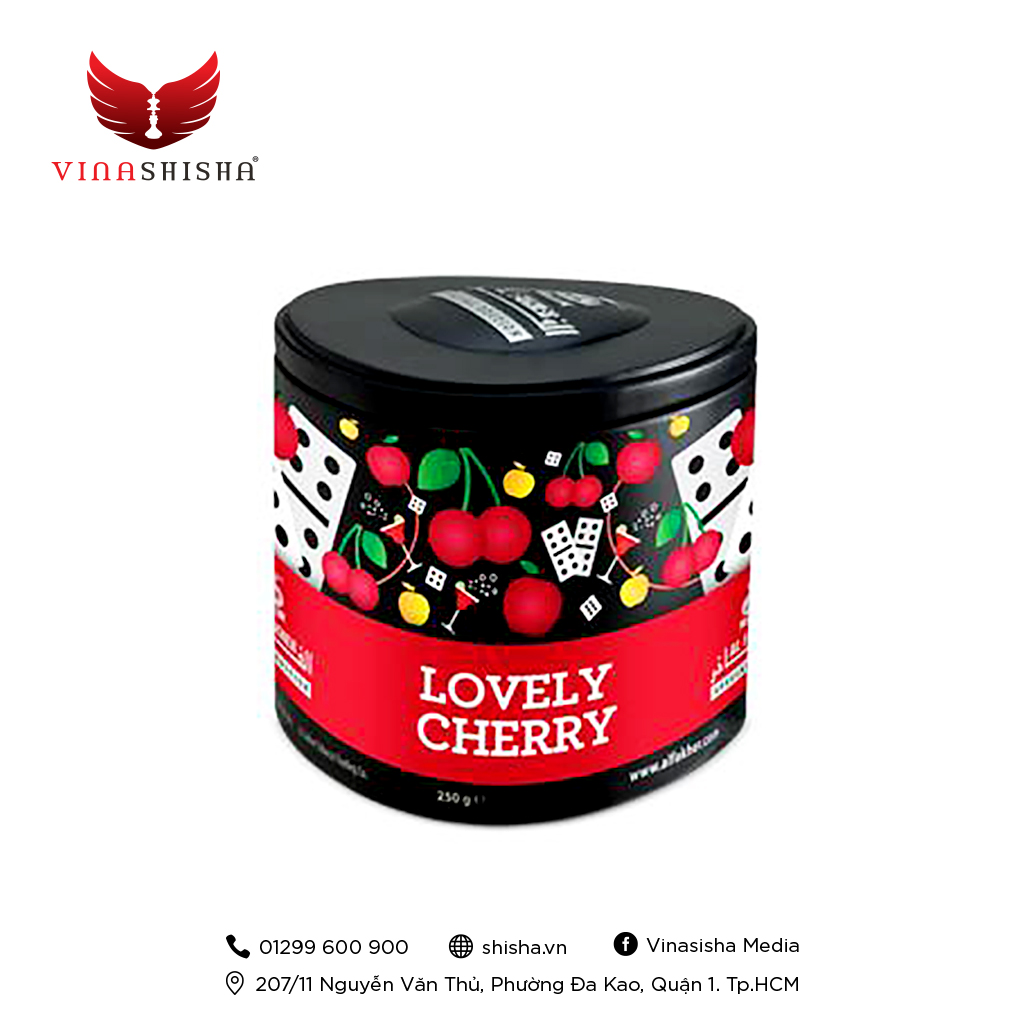 Al Fakher Tobacco Special Edition 250g - Lovely Cherry