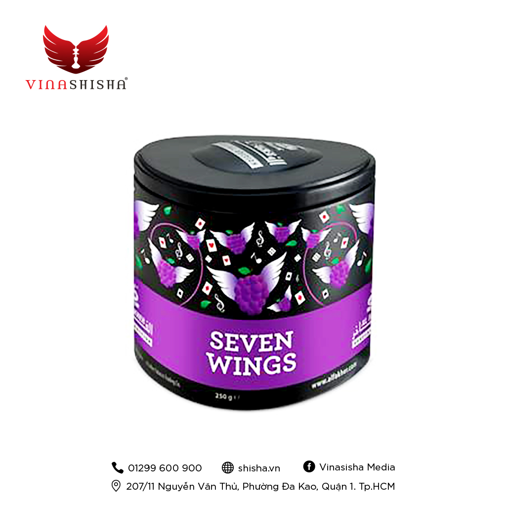 Al Fakher Tobacco Special Edition 250g - Seven Wings