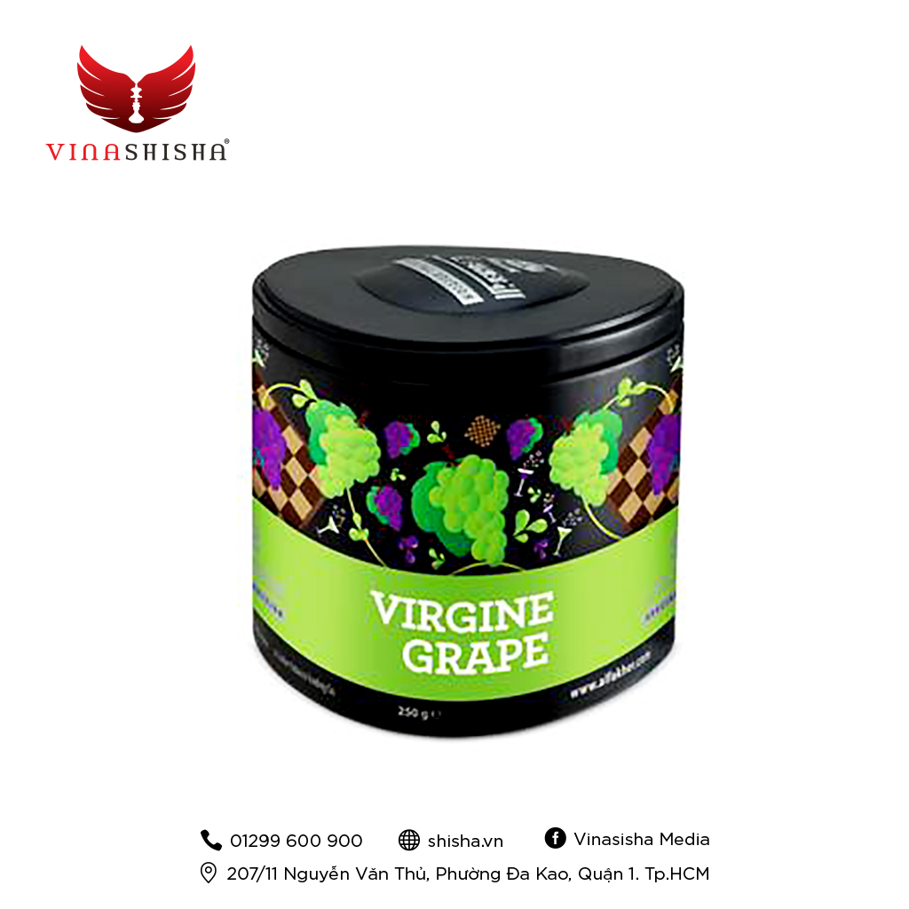 Al Fakher Tobacco Special Edition 250g - Virgine Grape