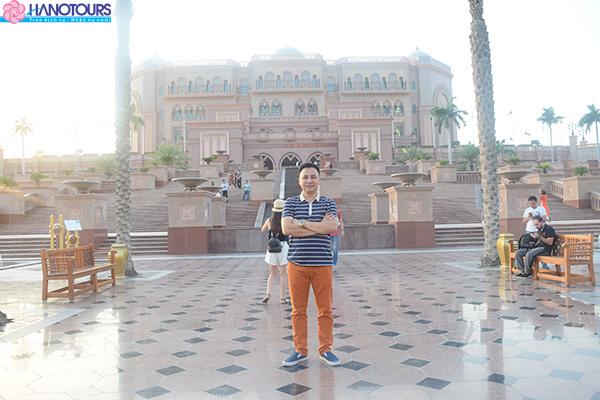 Chợ Ba Tư Bastakiy Dubai
