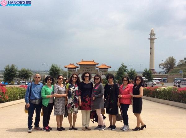 Phật Quang Sơn/ Fo Guang Shan-Trung tâm phật giáo lớn nhất sữ Đài