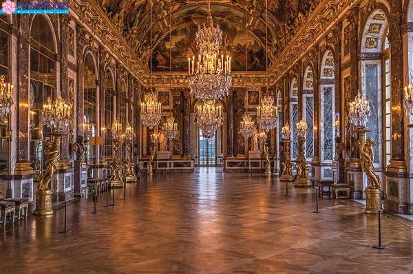 Cung điện Versailles - Château de Versailles