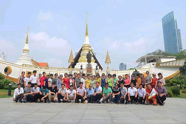 Chùa Thuyền, Thái Lan