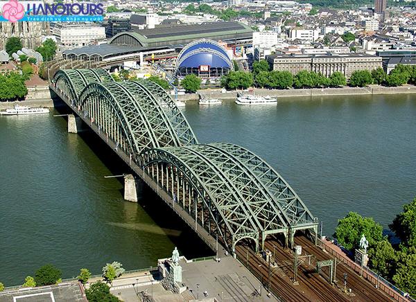 Cầu hohenzollern