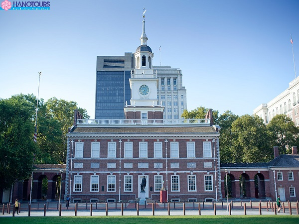 Tham quan Independence Hall