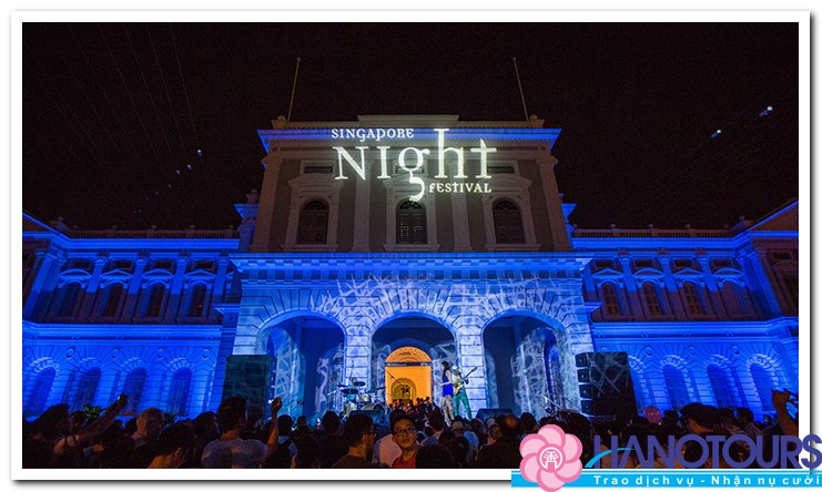 Lễ hội Singapore Night Festival 2015