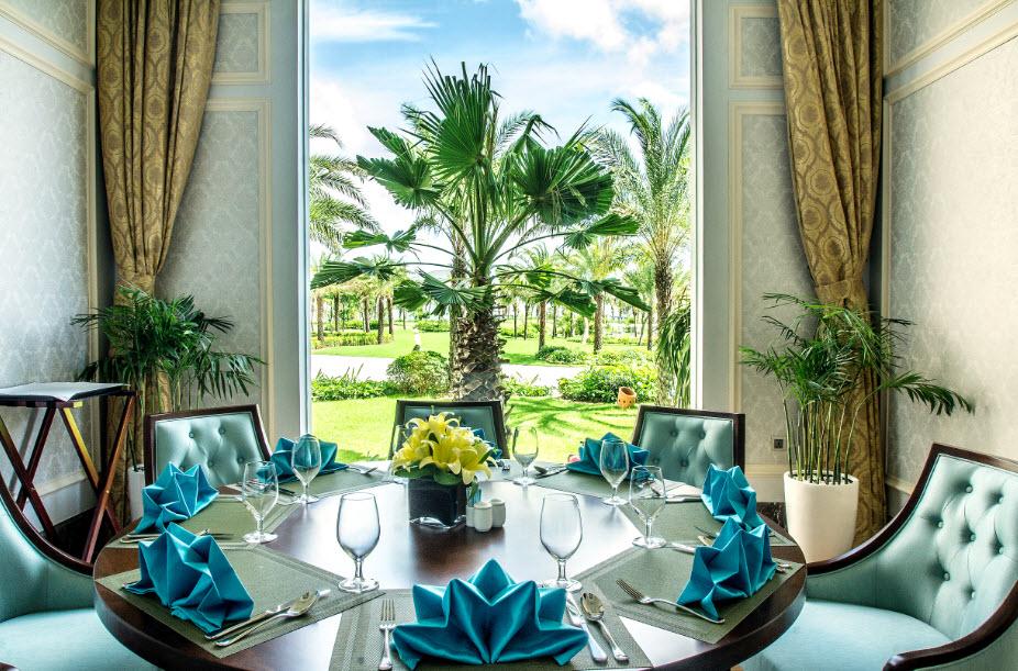 Nhà hàng tại Vinpearl Phú Quốc Resort & Golf