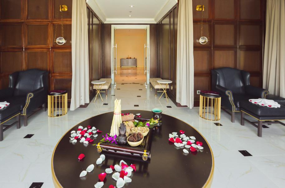 Phòng Massage tại Vinpearl Hạ Long
