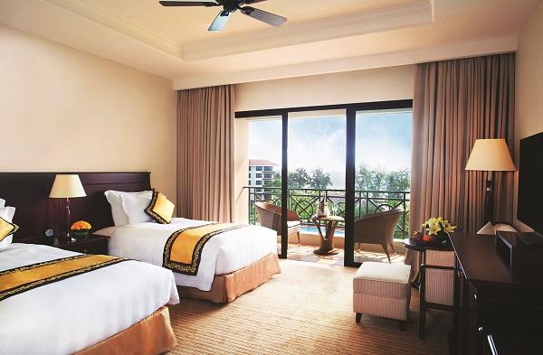 Phòng nghỉ tại Vinpearl Resort Phú Quốc