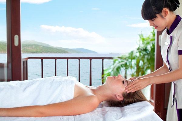 dịch vụ spa tại vincharm vinpearl resort nha trang