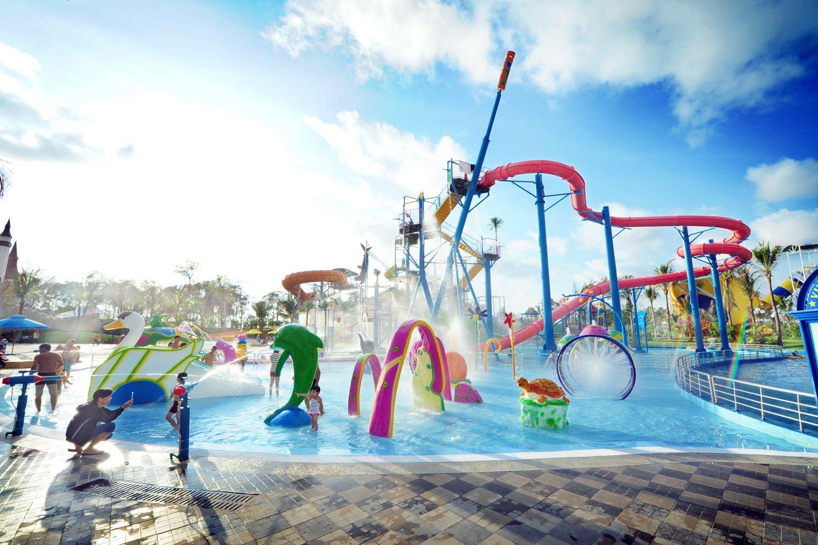Khu vui chơi giải trí tại Vinpearl Resort Phú Quốc