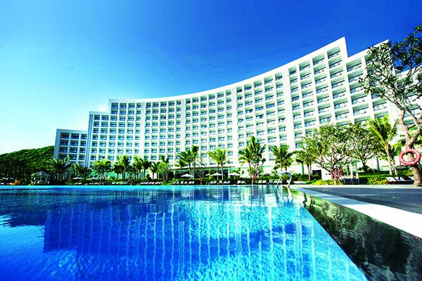 Khu nghỉ dưỡng 5 sao Vinpearl Nha Trang Bay Resort & Villas
