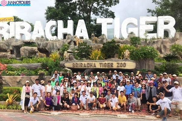 Du lịch Thái Lan 5 ngày 4 đêm