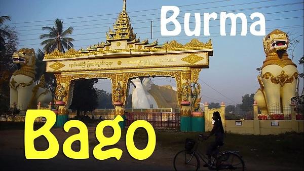 Du lịch Bago Myanmar