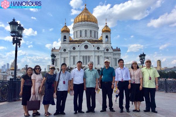 Du lịch Nga 2019