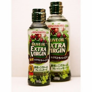 Dầu Olive extra virgin Ajinomoto 200ml