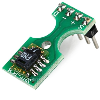 SHT10 Temperature and Humidity Sensor Module