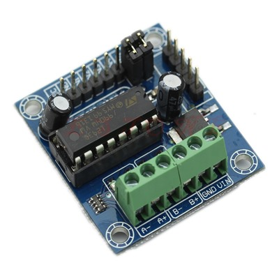 MINI L293D Arduino expansion