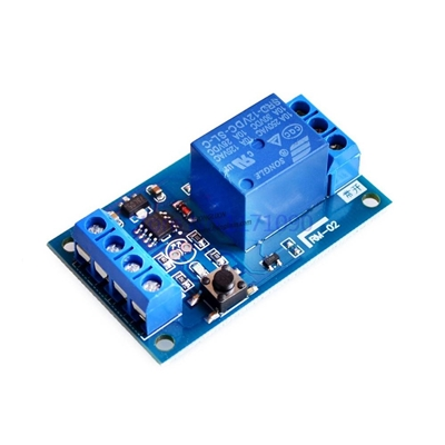 Relay Module  Switch One Key Start 12V