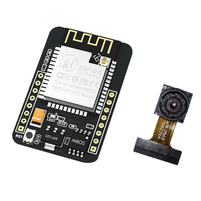 ESP32-CAM Development Board with camera