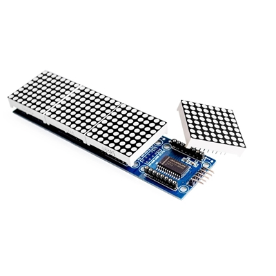 MAX7219 dot matrix module LED display 8*32 Red