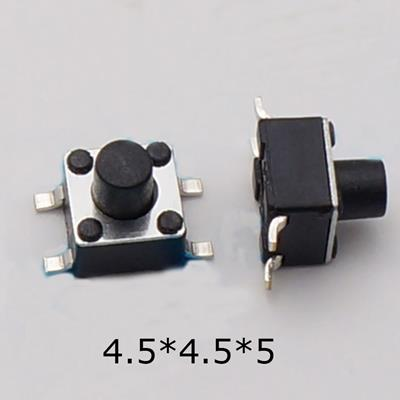 Micro Switch 4.5X4.5X3.8mm