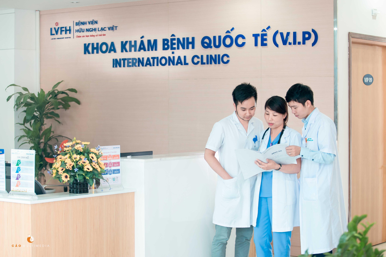 Bệnh viện lạc việt