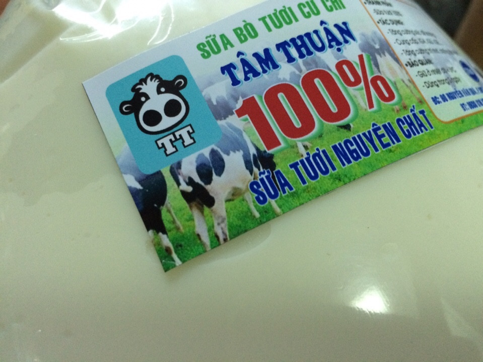 Kết quả hình ảnh cho bảo quản sữa bò tươi