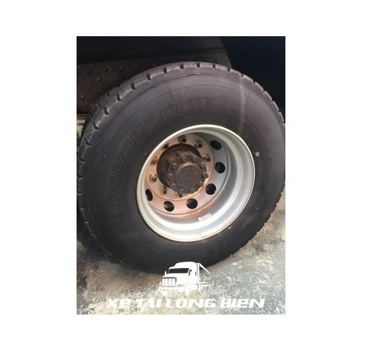 Xe Tải Thùng CHENGLONG 5 Chân 340HP