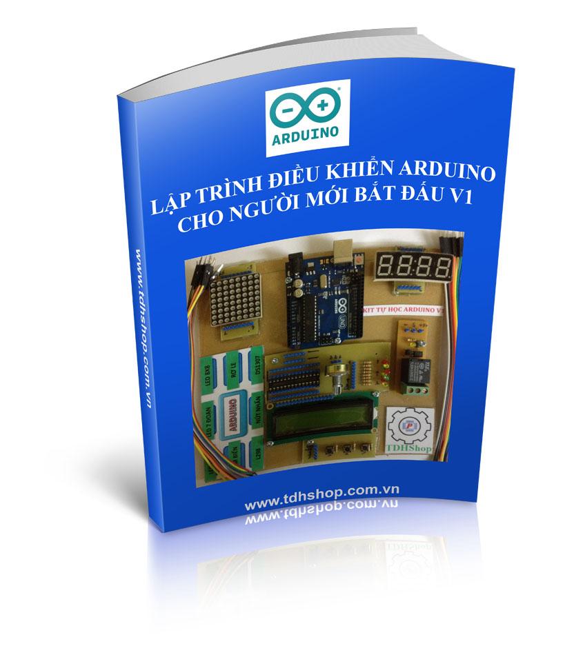 lập trình điều khiển arduino