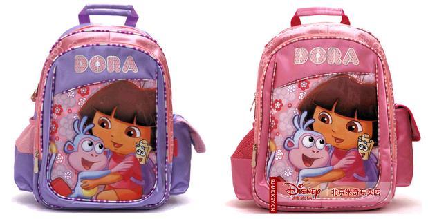 Ba lô Dora hiệu Disney 2 màu cho bé yêu lựa chọn theo sở thích