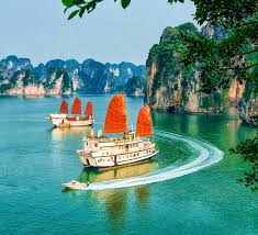 Halong bay 2days/1night