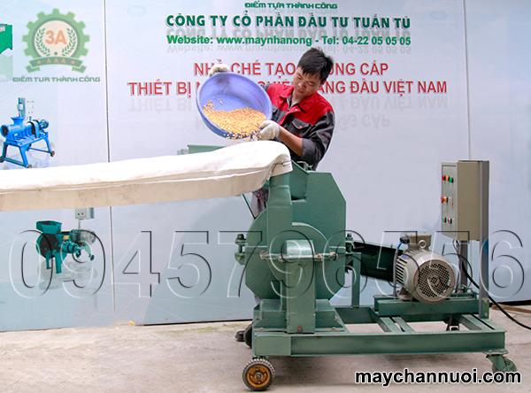 Hình ảnh máy nghiền cám ngô 3A S7,5Kw do công ty phân phối