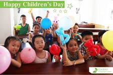 Happy Children's Day - Gia Bao Language Center 2015