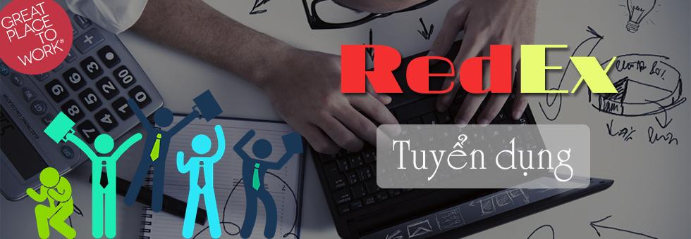 RedEx tuyển dụng