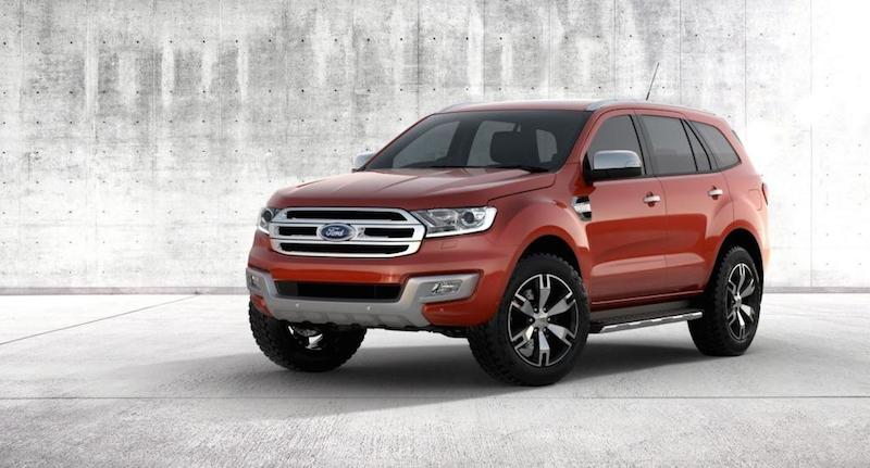 SO SÁNH EVEREST 2015 VÀ ALL NEW FORD EVEREST 2016.